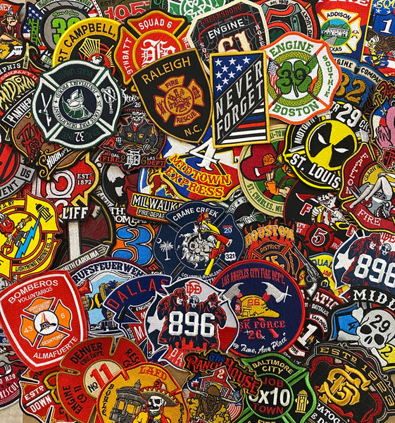 Firehouse Patch Subscription