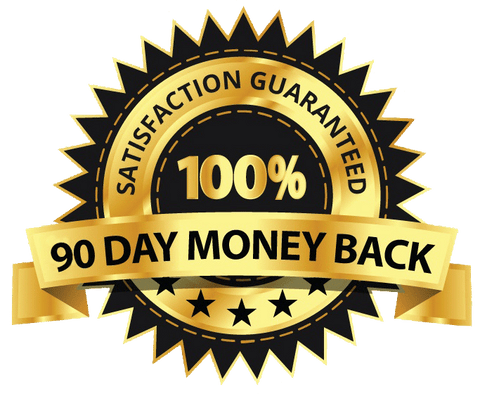 Money back guarantee- SebaCal Hair growth