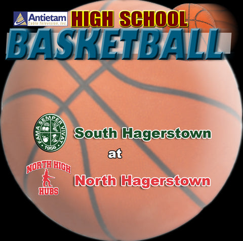 2013 High School Basketball-South Hagerstown at North Hagerstown (Boys)