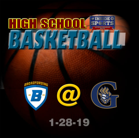 2019 Broadfording at St. Maria Goretti (Boys) BD