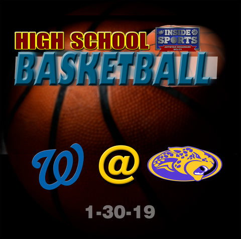 2019 Williamsport at Smithsburg (Girls) DVD