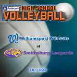 High School Volleyball- Williamsport at Smithsburg (2018) Blu-ray