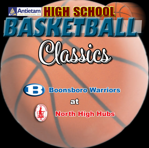 2009 High School Basketball-Boonsboro at North (Boys)