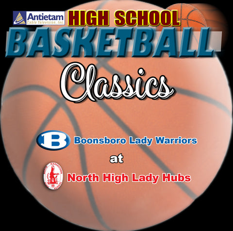 2009 High School Basketball-Boonsboro at North (Girls)