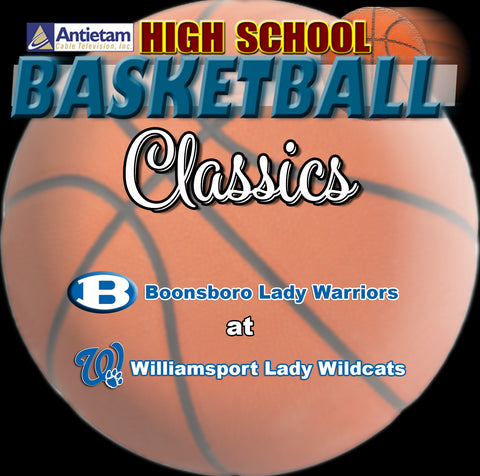 2008 High School Basketball-Boonsboro at Williamsport (Girls)