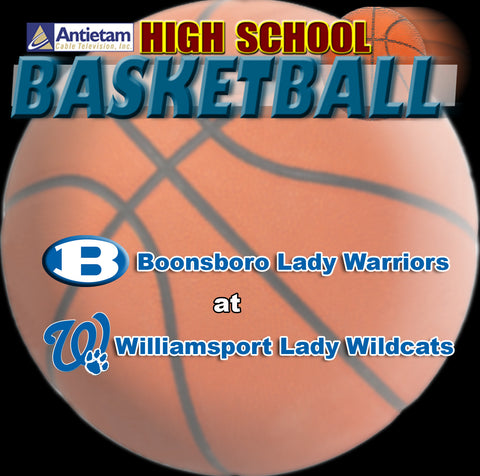 High School Basketball-Boonsboro at Williamsport-Girls (2008)