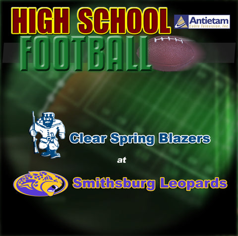 2011 High School Football-Clear Spring at Smithsburg