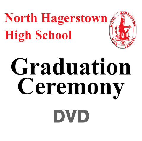 2019 North Hagerstown High School Graduation DVD