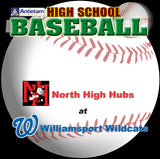 High School Baseball-North High at Williamsport (2004)