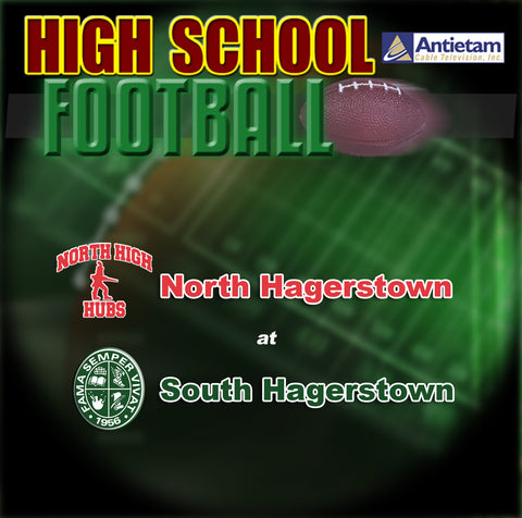 2011 High School Football-North Hagerstown at South Hagerstown