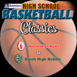 2008 High School Basketball-North Hagerstown at South Hagerstown (Boys)
