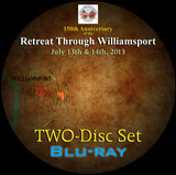 The Retreat Through Williamsport Blu-ray Disc Set
