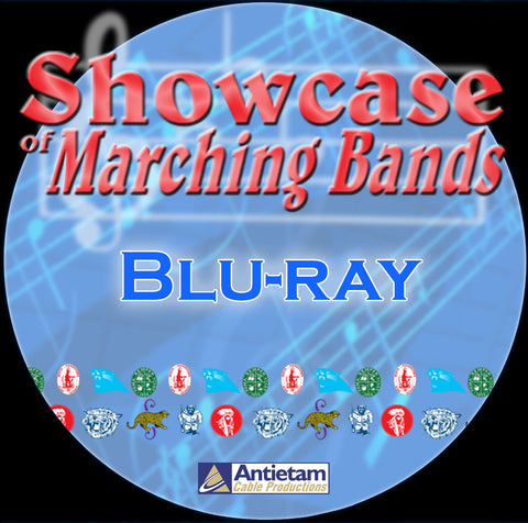 Showcase of Marching Bands (2016) BLU-RAY