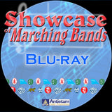 Showcase of Marching Bands (2015) BLU-RAY
