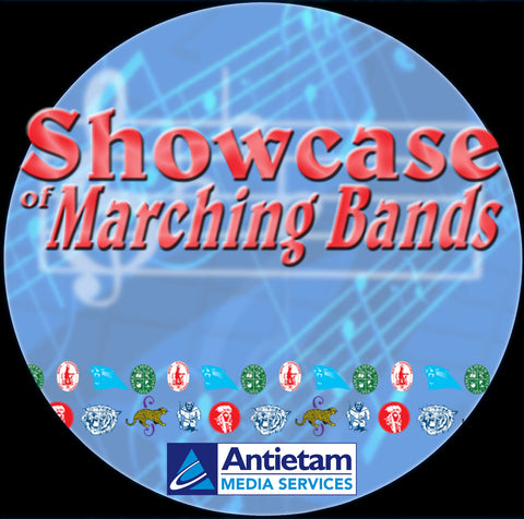 2017 Showcase of Marching Bands- DVD
