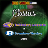 2008 High School Football-Smithsburg at Boonsboro