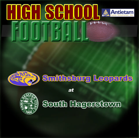 2010 High School Football-Smithsburg at South Hagerstown