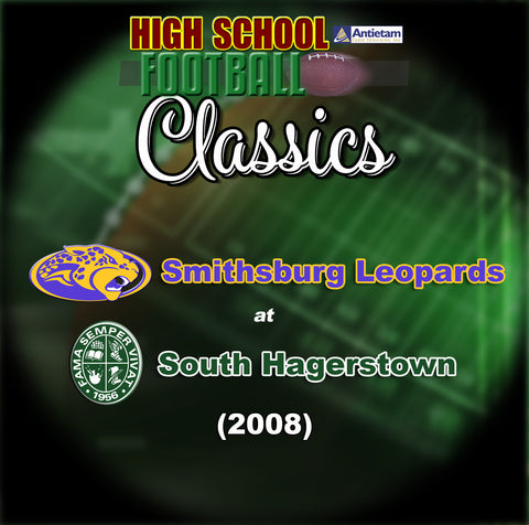 2008 High School Football-Smithsburg at South Hagerstown