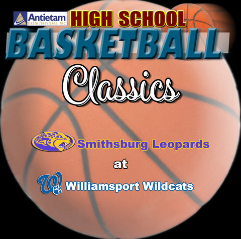 2008 High School Basketball-Smithsburg at Williamsport (Boys)