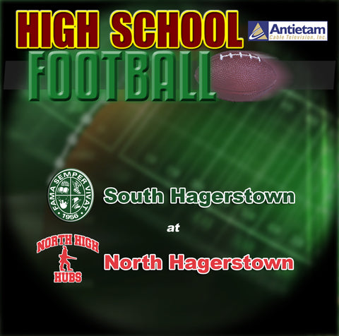 2013 High School Football-South at North