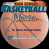 2008 High School Basketball-St. Maria Goretti at Williamsport (Boys)