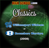 2008 High School Football-Williamsport at Boonsboro