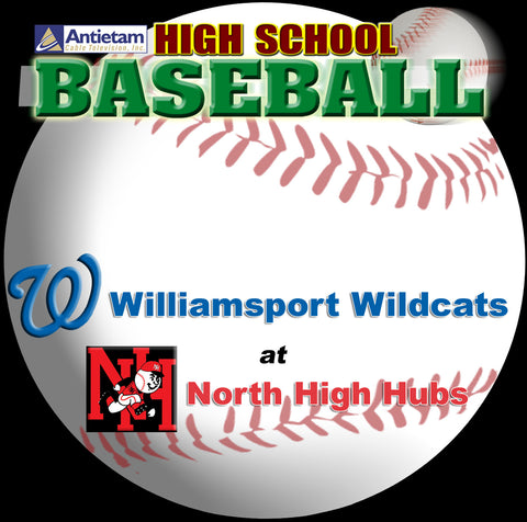 High School Baseball-Williamsport at North High (2012)