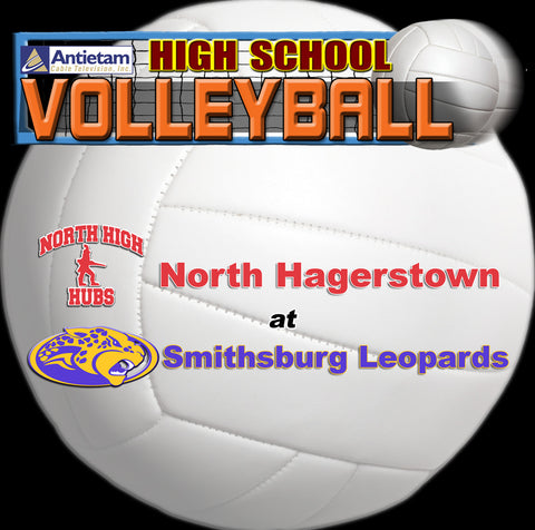 High School Volleyball-North Hagerstown at Smithsburg (2012)