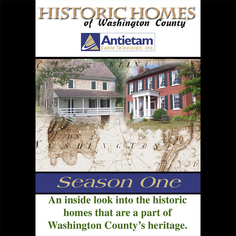 Historic Homes of Washington County Season 1