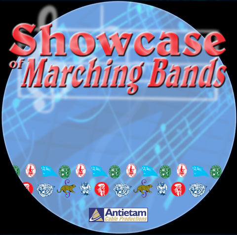Showcase of Marching Bands (2015) DVD