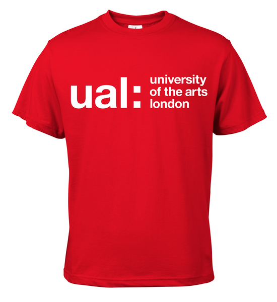 UAL T-Shirt Red