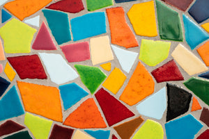 Mosaic Pieces By The Pound