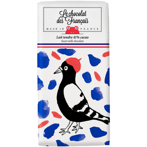 Bird Sweet Milk Chocolate Bar