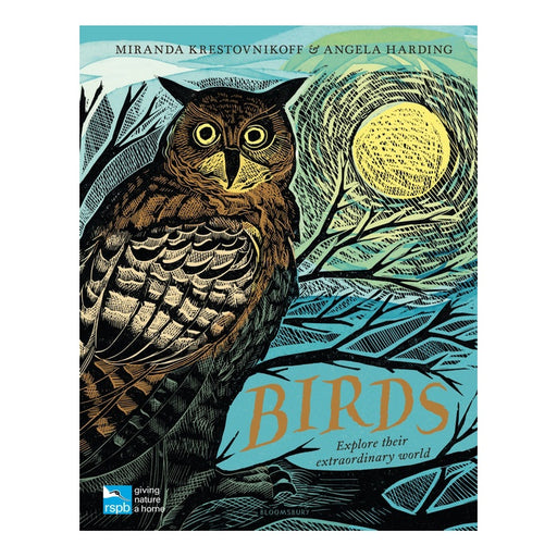 Birds: Explore Their Extraordinary World