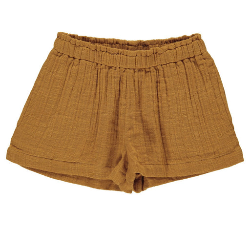 Pumpkin Pie Muslin Kids Shorts