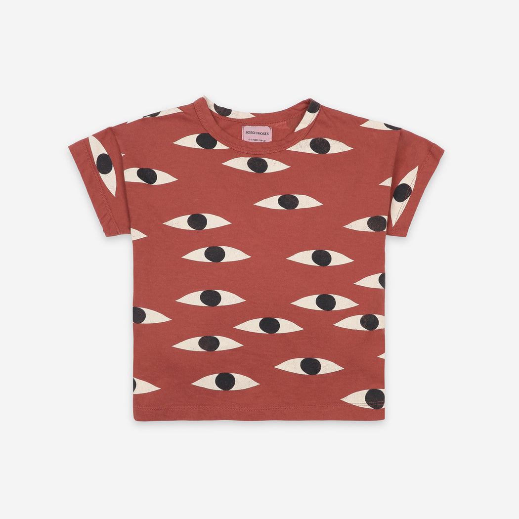 Eyes All Over Short Sleeve T-shirt
