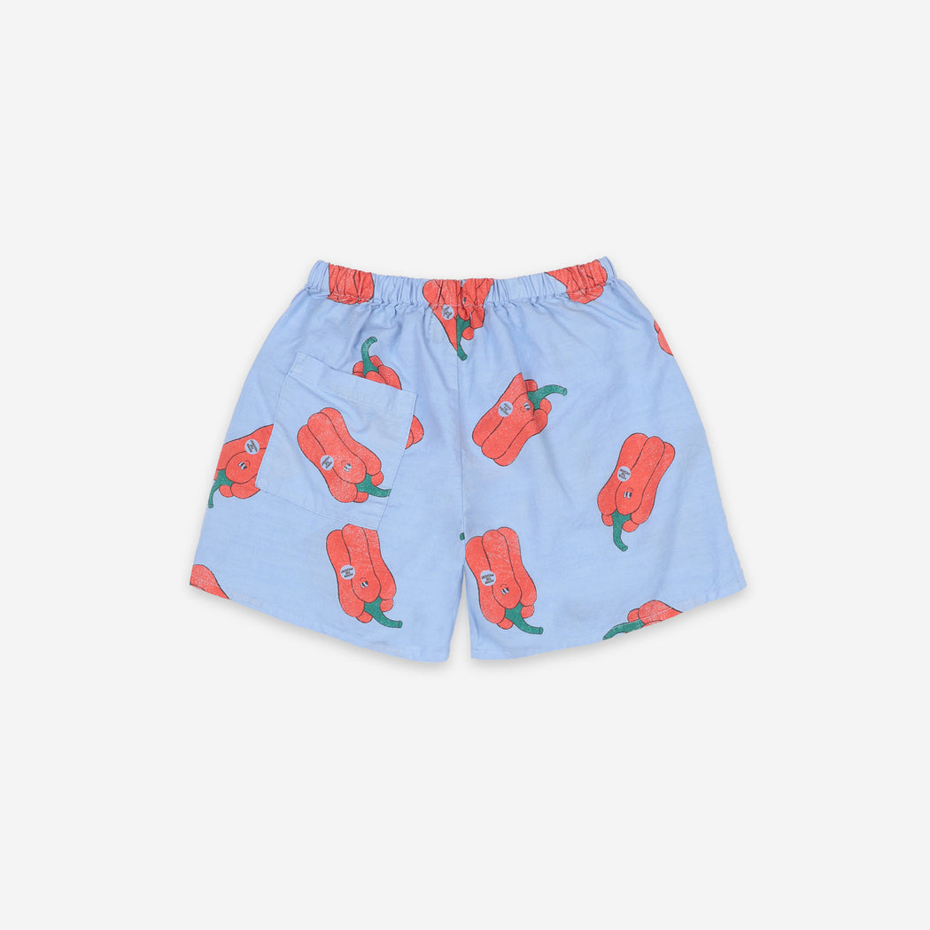 Vote For Pepper All Over Woven Shorts