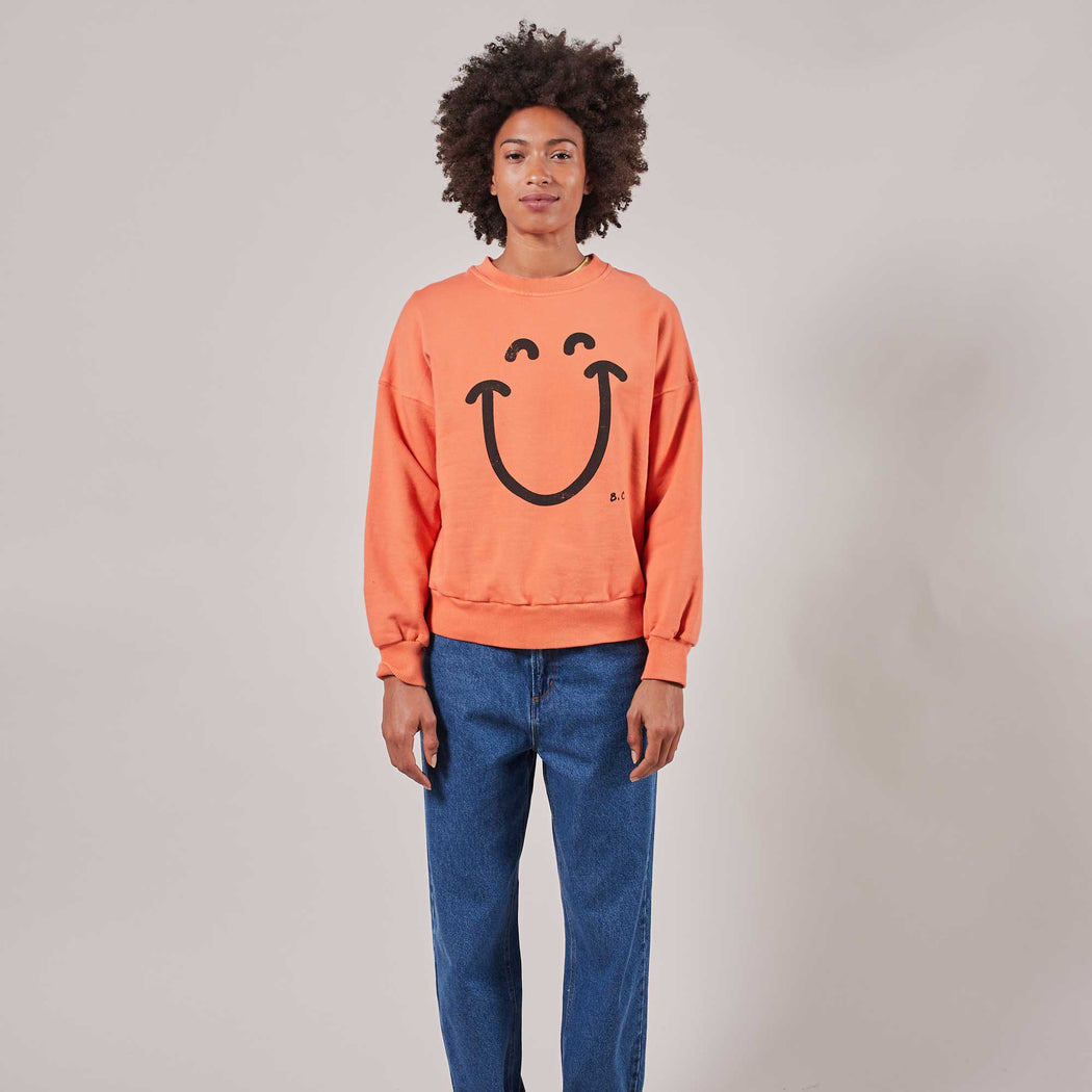 B.C. Smile Sweatshirt