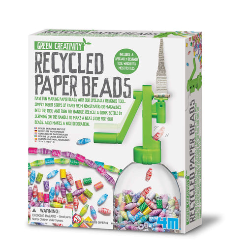 Recycled Paper Beads Maker