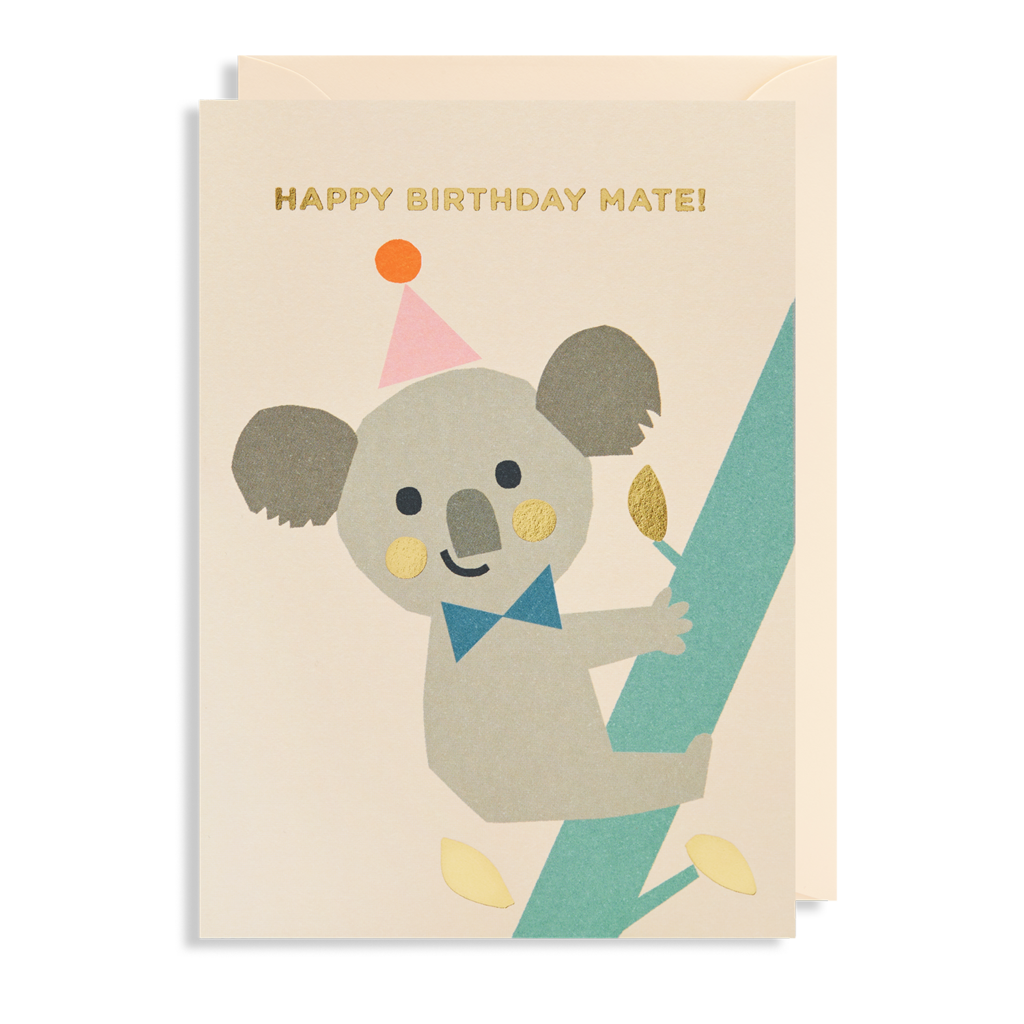 G'Day Mate Birthday Card
