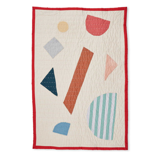 Big Top Ship-Shape Quilt