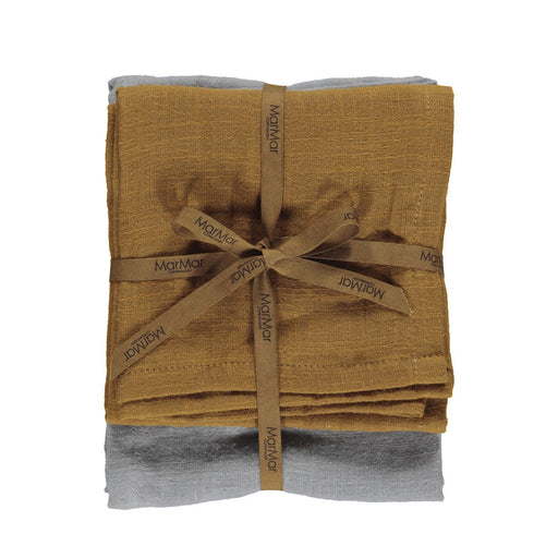 Sienna Organic Muslin Cloth 2 Pack