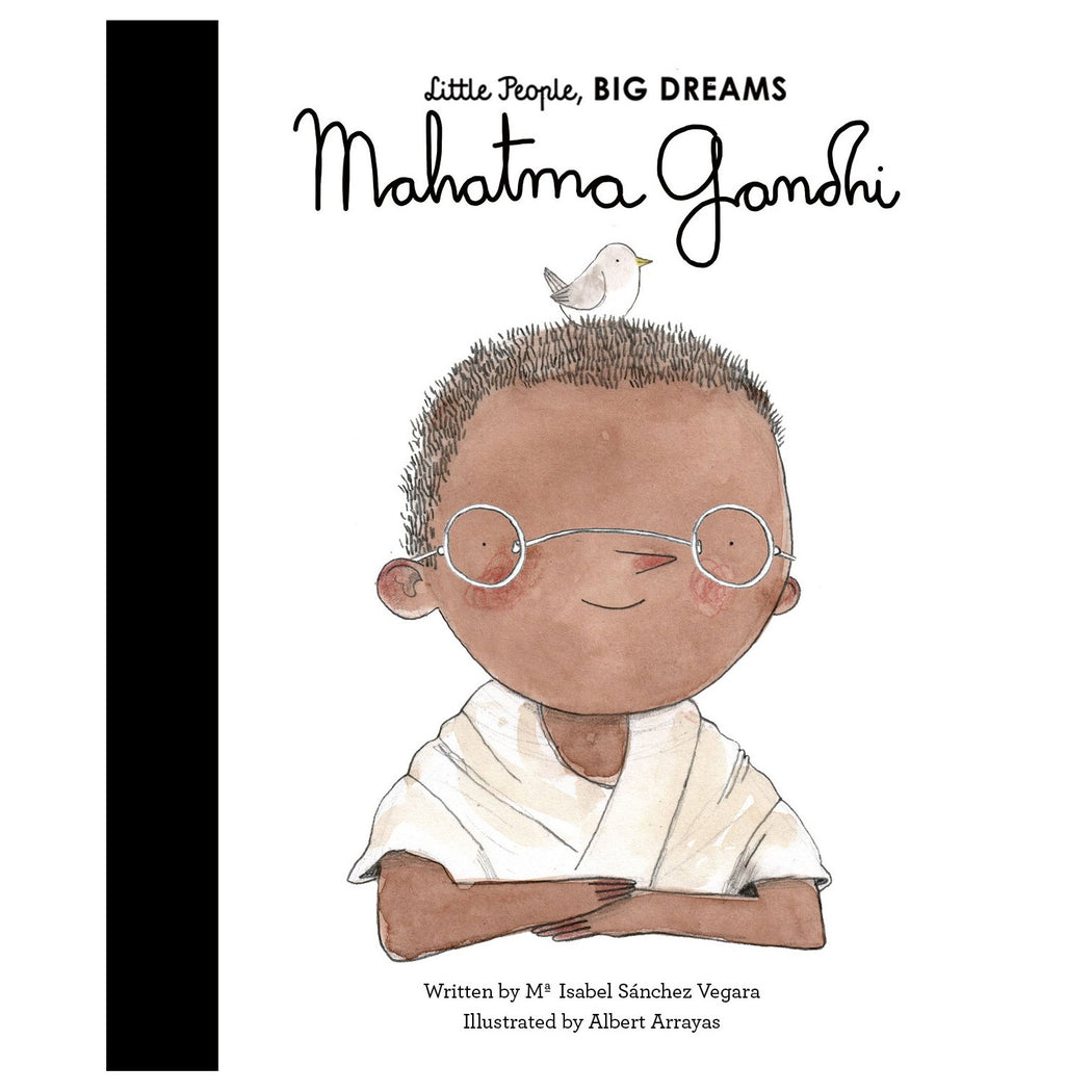 Little People Big Dreams: Mahatma Ghandi
