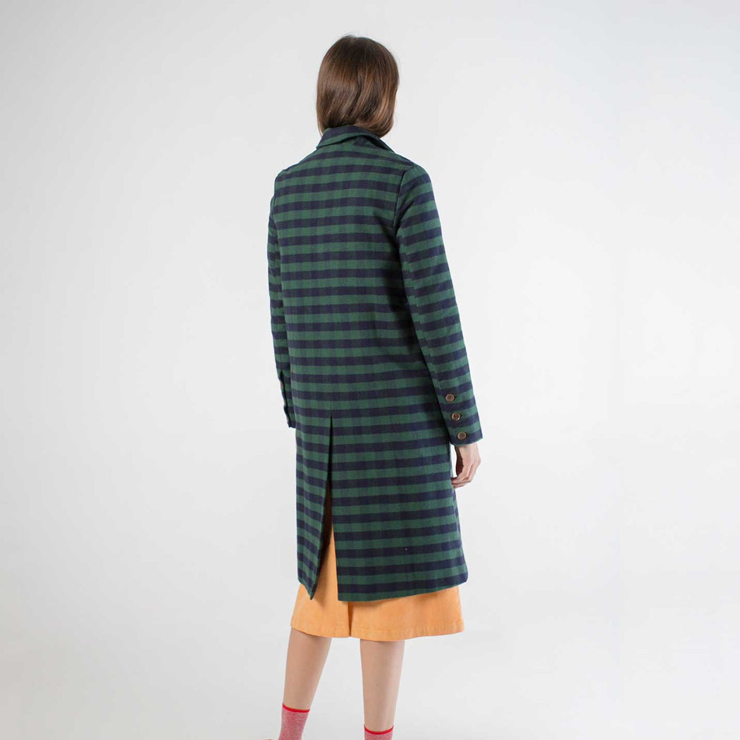 Bobo Checker Coat
