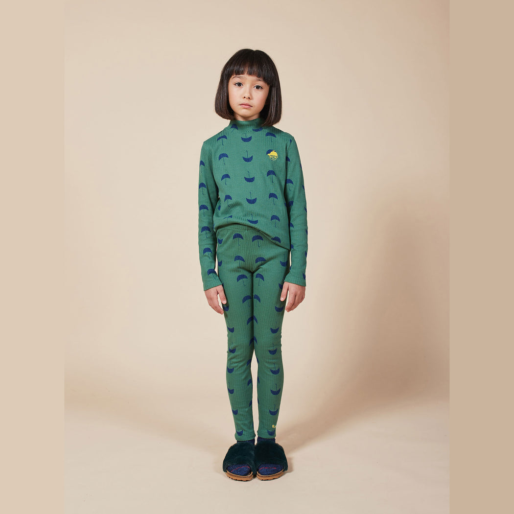 Umbrella All Over Turtle Neck: 4-5y Only