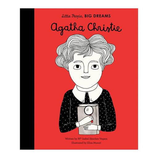 Little People Big Dreams: Agatha Christie