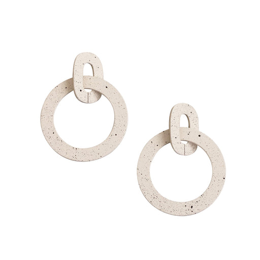 Eggshell Orla II Earrings