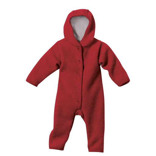 Bordeaux Wool Kids Overall
