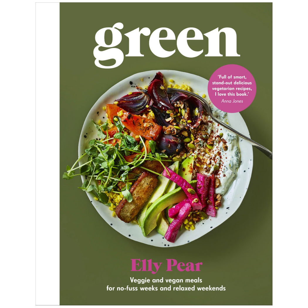 Green: Veggie and Vegan Meals