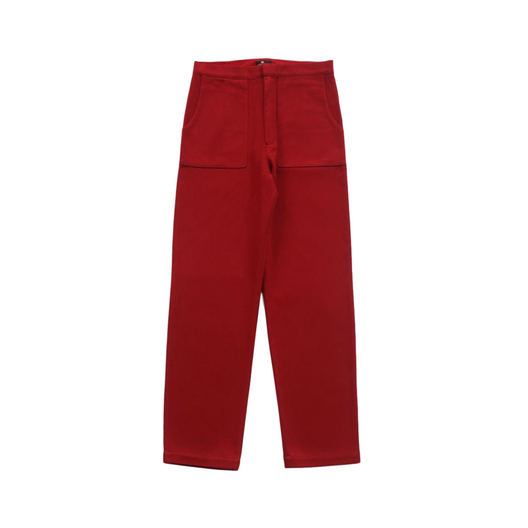 Red Womens Trousers